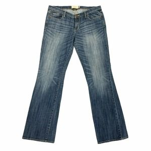 Abercrombie & Fitch Emma Jeans Stretch Bootcut
